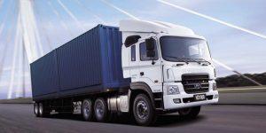 Vận Tải Container Bắc-Nam, Hàng Siêu Trường, Số Lượng Lớn